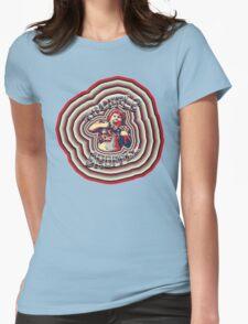 TRUFFLE SHUFFLE 2 Womens Fitted T-Shirt