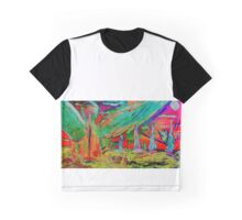 Bringing Down the City with Black laser eyes sun bright version Graphic T-Shirt