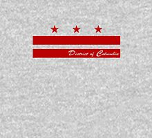 District of Columbia Washington DC Flag Capital logo Unisex T-Shirt