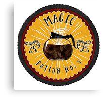 Magic Brew Canvas Print