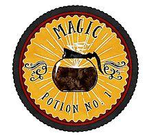 Magic Brew Photographic Print