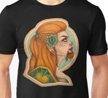 Violet: the Dwarf Fighter Unisex T-Shirt