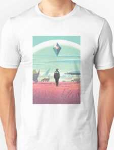 No Man's Sky Player Unisex T-Shirt