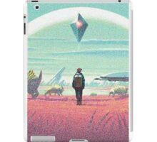 No Man's Sky Player iPad Case/Skin