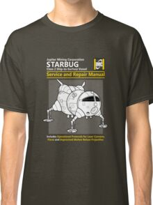 Starbug Service and Repair Manual Classic T-Shirt