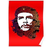 Che Guevara Revolution Poster