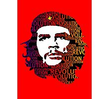 Che Guevara Revolution Photographic Print