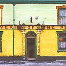 Manchester - Peveril of the Peak by exvista