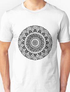 Mandala N°3 Unisex T-Shirt