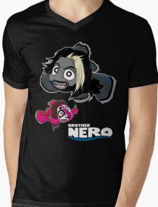Brother Nero Hardy Mens V-Neck T-Shirt
