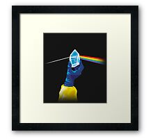 The Dark Side of the Meth (no tag) Framed Print