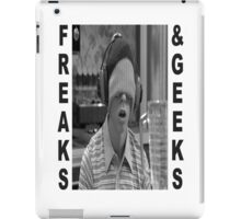 Freaks & Geeks iPad Case/Skin