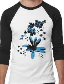 Wildflowers Men's Baseball ¾ T-Shirt