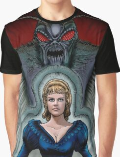 The Blood Beast Terror Graphic T-Shirt