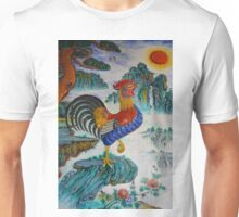 cockerel Unisex T-Shirt