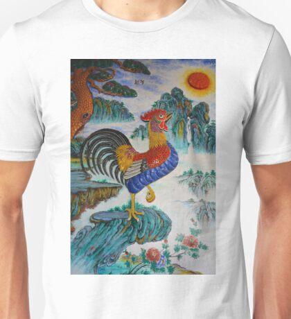 cockerel Unisex T-Shirt