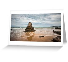 Reddell Beach, Broome, Western Australia Greeting Card