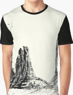 Desert Landscape 03 Graphic T-Shirt