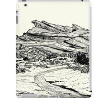 Desert Landscape 02 iPad Case/Skin