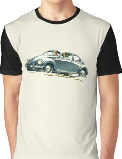 Beetle Car keeps the Lead (V.2) Graphic T-Shirt