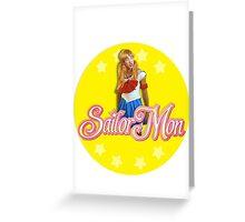 BTS/Bangtan Sonyeondan - Sailor Mon Greeting Card
