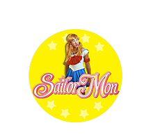 BTS/Bangtan Sonyeondan - Sailor Mon Photographic Print