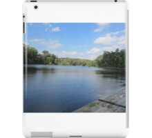 Lake Ridge Reflecting by Respite Artwork iPad Case/Skin