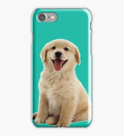 Golden Retriever iPhone Case/Skin