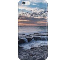 Burns Beach sunset iPhone Case/Skin