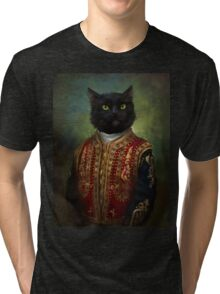 Hermitage Court Moor in casual uniform  Tri-blend T-Shirt