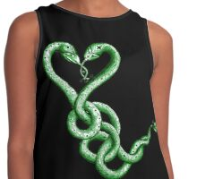The Lovesnake Collection Contrast Tank