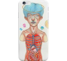 Balloon Parts iPhone Case/Skin