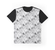 Detailed Cogs Graphic T-Shirt