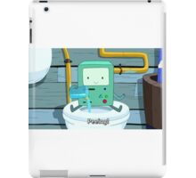 Bmo- adventure time iPad Case/Skin