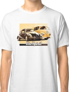One Spirit - Beetle & Bus Classic T-Shirt