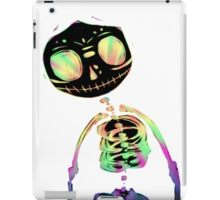 skelly corpse on drugs iPad Case/Skin