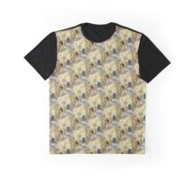 Detailed Cogs with Colour Graphic T-Shirt