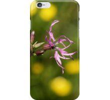Ragged-robin iPhone Case/Skin