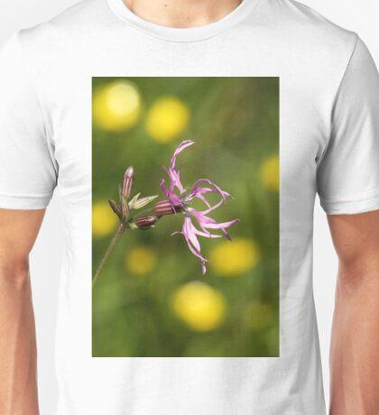 Ragged-robin Unisex T-Shirt