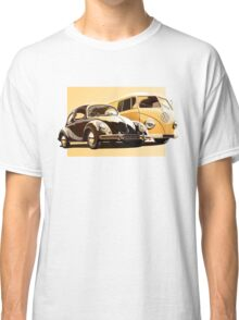 One Spirit - Bettle & Bus (only) Classic T-Shirt