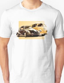 One Spirit - Bettle & Bus (only) Unisex T-Shirt