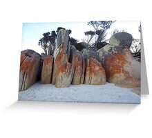 Bay of Fires Greeting Card
