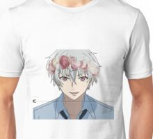 Akise Aru- Please Cut Here Unisex T-Shirt