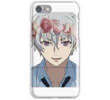 Akise Aru- Please Cut Here iPhone Case/Skin