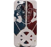 X Men Magneto N Xavier iPhone Case/Skin