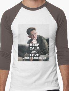 jacob sartorius Men's Baseball ¾ T-Shirt