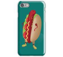 Happy Hotdog iPhone Case/Skin