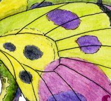 Flutterdragon-Butterfly Dragon Sticker