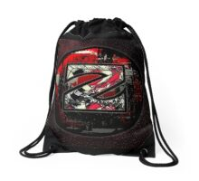 Zerksisms Symbol Drawstring Bag