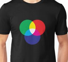 RGB colour Unisex T-Shirt